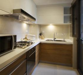 简约温馨舒适厨房设计