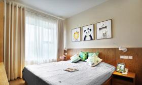 简约舒适宜家卧室装修风格