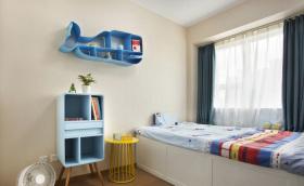 海洋风童真儿童卧室装饰设计