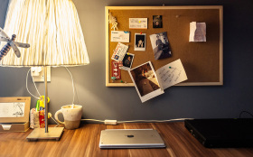 简约宜家温馨和谐书房设计