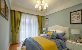 简约欧式精致化卧室设计