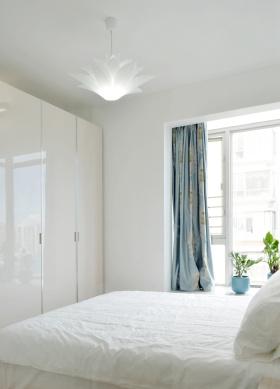 简约纯白系列卧室设计