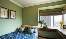 森系简约精致卧室装修设计