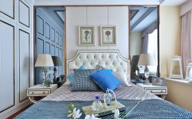 欧式微奢家装卧室设计
