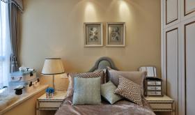 欧式典雅奢华卧室装修设计