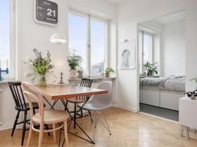 现代简约气质公寓