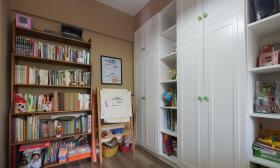 居家儿童房收纳装饰设计