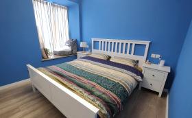 简约民族风混搭卧室装修设计