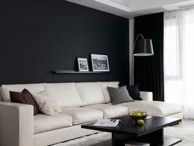 现代简欧局部沙发设计