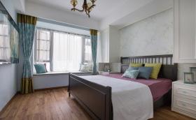 简约美式四居室卧室设计