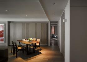 现代精致雅致话餐厅设计