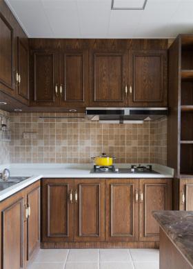 现代简欧厨房设计