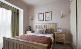 现代简欧卧室设计