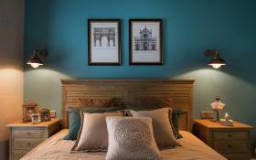 现代简欧卧室设计2