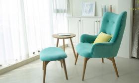 复古文艺小沙发