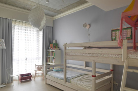 欧式童真儿童房装修设计