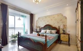 美式乡村风卧室设计