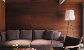 现代简约稳重客厅设计