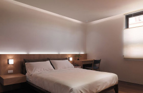 简约原木精致卧室设计