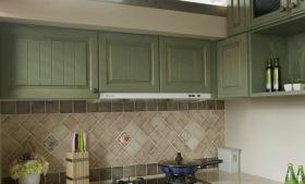 美式装修小户型厨房设计