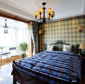 美式童话梦幻风卧室装修设计