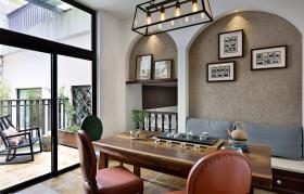 地中海风格局部卧室设计