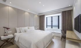 简约舒适精致大卧室设计