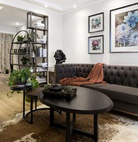 新中式雅致古风系列客厅装修效果图