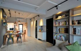 简约现代职业化餐厅设计