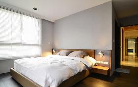 现代家居酒店式卧室装修设计