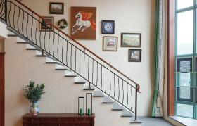 经典精致化小美楼梯设计