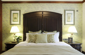 美式经典卧室装饰设计