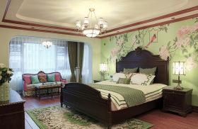 新中式韵味卧室设计