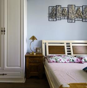 经典美式奢华卧室设计