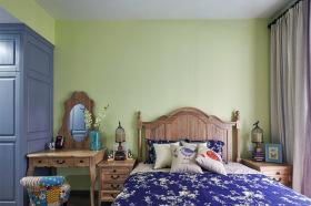 简约素雅卧室装修设计