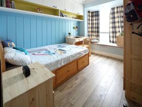 童稚可爱活泼儿童房设计