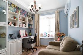 简约精致书房装饰设计