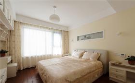 典雅清新田园卧室设计