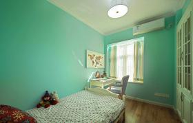 简约舒适可爱儿童房设计