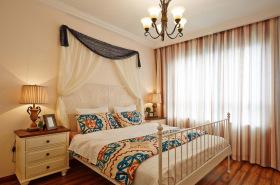 波西米亚风热带浓郁卧室设计