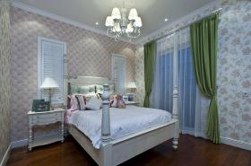 地中海简约迷情卧室装修设计
