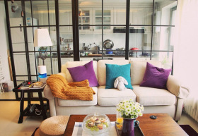 简约小户型客厅装饰设计