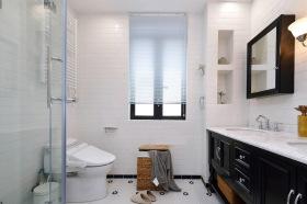 简约舒适宜家风卫生间装饰设计