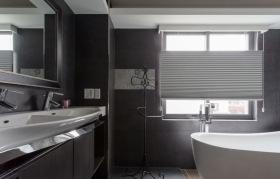 现代简约卫生间装饰设计