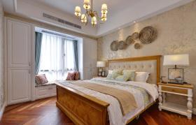 欧式经典优雅卧室设计
