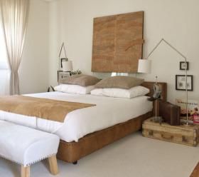 简约舒适宜家酒店风卧室设计