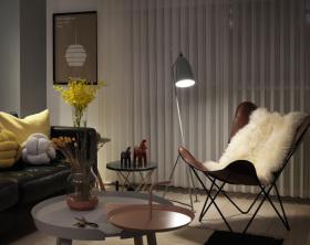 现代简约精致客厅装修设计