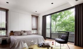 简约精致舒适卧室装饰设计