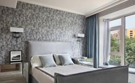 现代卧室理智精致设计