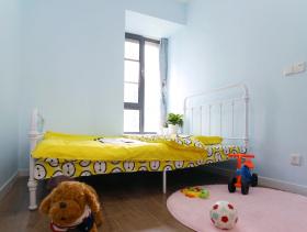 简约可爱萌系儿童房设计